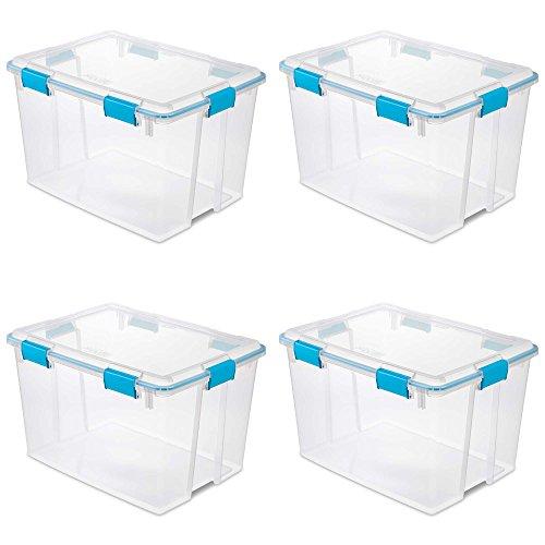 80QT CLR Gasket Box