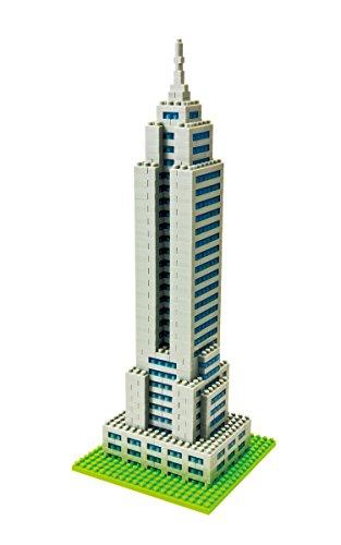nanoblock - Puzzle 3D, Tematica: Empire State Building