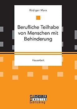 Paperback Berufliche Teilhabe von Menschen mit Behinderung [German] Book