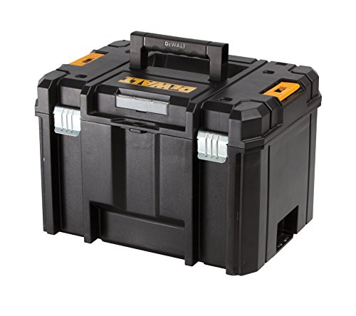 DEWALT DWST1-71195 TSTAK Deep Tool Box, Yellow/Black