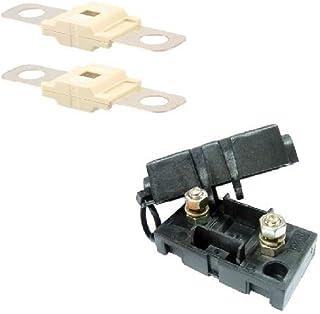 KFZ Streifensicherungen Blattsicherungen 10 Stück Set FS01 25A-150A 36V max.