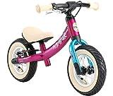 BIKESTAR Mitwachsendes Kinder Laufrad Lauflernrad Kinderrad für Mädchen ab 2 - 3 Jahre   10 Zoll...