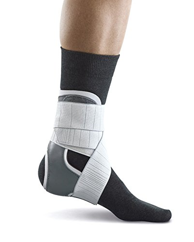Push-Bandage med Aequi Flex Knöchelbandage, Größe 2
