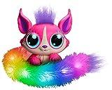 Mattel GHP17 - Lil´Gleemerz Adorbrite pink interaktives Spielzeug reagiert auf Berührung und...