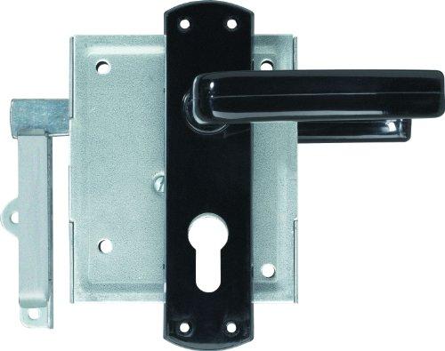 ABUS Aufschraubschloss ASS HF PZ für Profil-Zylinder, 22417