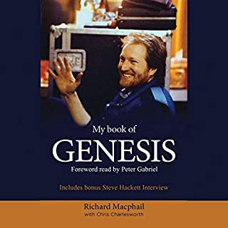 My Book of Genesis audiobook cover art