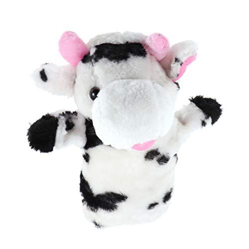VOSAREA Marioneta Mano Vaca Títeres Mano Animales
