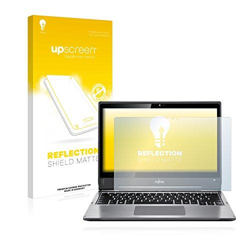 upscreen Entspiegelungs-Schutzfolie kompatibel mit Fujitsu Lifebook T936 – Anti-Reflex Bildschirmschutz-Folie Matt