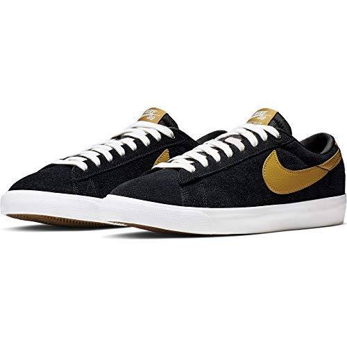 Nike SB Zoom Blazer Low GT Zwart / Wheat Mens US 9.5