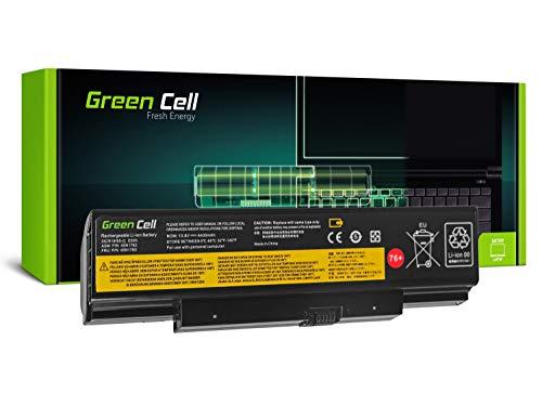 Green Cell® Standard Serie 45N1758 Laptop Akku für Lenovo ThinkPad Edge E550 E550c E555 E560 E565 (6 Zellen 4400mAh 10.8V Schwarz)