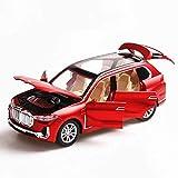 LKOER Modelo de automóvil, 1:32 Modelo de simulación de aleación de Autos Deportivos Adornos de Juguete de Juguete de Juguete, colección de carros de joyería 16.1x6.6x5.6cm jinyang