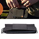 REFAHB Zerone Pouch Waist Bag - The Minimalist Invisible Wallet Mini Pouch Key Card Phone,Thin Wallet & Business Card Holder Billfolds for Men and Women 2020 New(L:175mm)