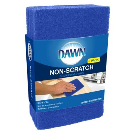 Max 47% OFF DAWN Non-Scratch Scouring ct Pads Credence 3