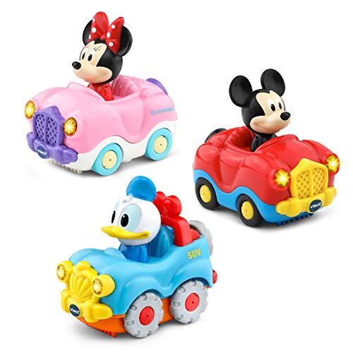 VTech Go! Go! Smart Wheels Disney Starter Pack