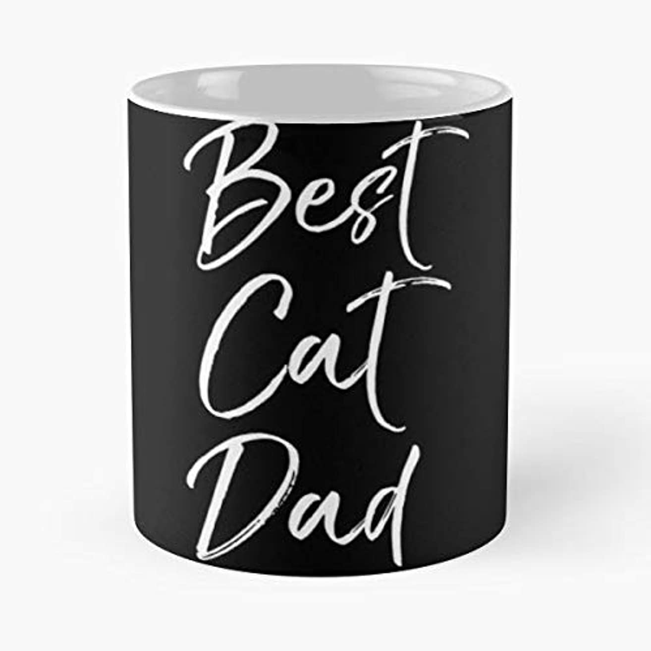 Cat Feline Kitty -funny Gifts For Men And Women Gift Coffee Mug Tea Cup White - 11 Oz.