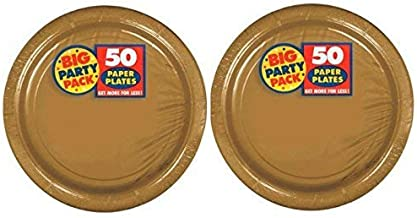 Amscan Party Paper Plates Supply