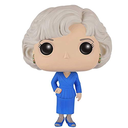 Gogowin Pop Television : The Golden Girls - Rose 3.75inch Vinyl Gift for TV Fans (Without Box) Chibi Figure