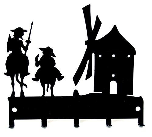 Cuelgallaves Don Quijote