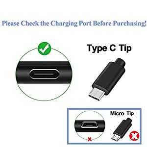 TPLTECH USB 3.3Ft Type C Charging Cable for Bose Noise Cancelling Headphones 700 Power Charger Cord