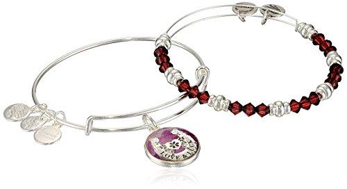 Alex and Ani Art Infusion Set, Fortune's Favor Bangle Bracelet