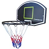 Northern Stone Wall Mount Basketball Hoop Backboard Set For Outdoor and Indoor