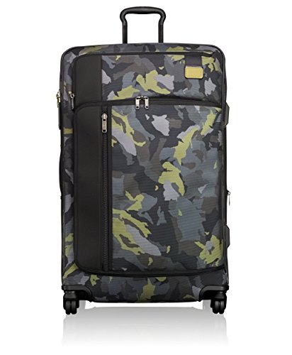 Tumi Merge - Extended Trip Expandable - 5.9 kg, 130 Liter Koffer, 78 cm, Green Camo