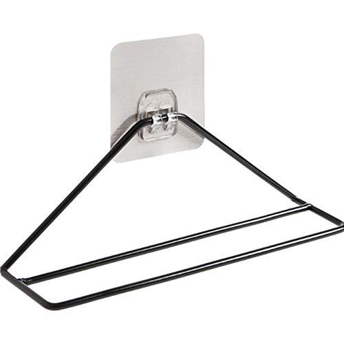 normal Eisen Wand hängen Dreieck Schuhregal einfache Schuhe Regal schwarz