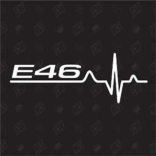 Suchergebnis Auf Für Bmw E46 Aufkleber Merchandiseprodukte Auto Motorrad