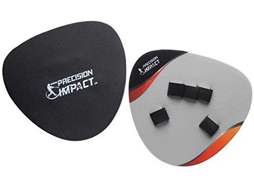 PRECISION IMPACT Softhands Foam Baseball Fielding Training Glove (2-Pack)