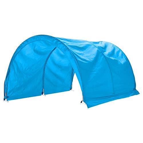 IKEA ASIA KURA Bed Tent Turquoise