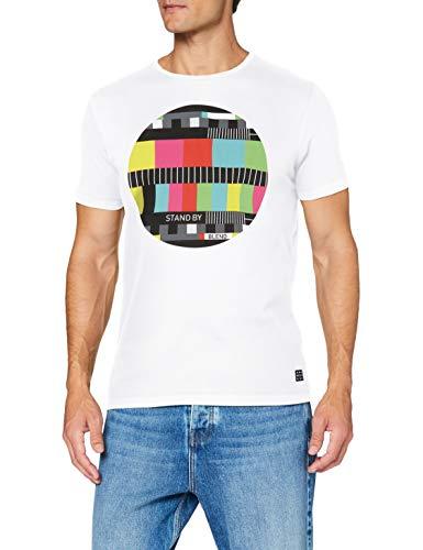 BLEND 20710989 T-Shirt, 110601, XL Homme