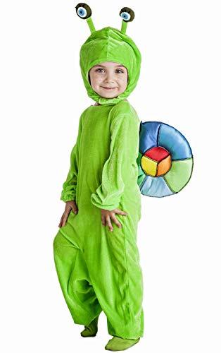 Disfraz de Caracol Infantil (5-6 años)