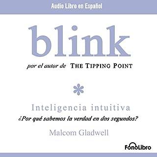 Blink (en Español) audiobook cover art