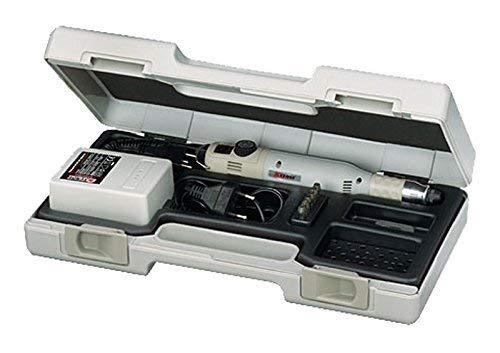 XENOX Fräser Spezial-Set im weißen Koffer ohne Einsatzwerkzeuge - Spitzenqualität und MADE IN GERMANY! Durchzugskräftiger Spezialmotor