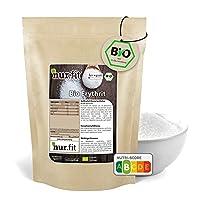 ✅ POLYVALENT - Le substitut de sucre à base d'érythritol peut être utilisé pour la pâtisserie et la cuisine de la même manière que le sucre de table, sans calories. L'érythritol est donc un produit optimal pour un régime hypocalorique. ✅ CERTIFIÉ BIO...
