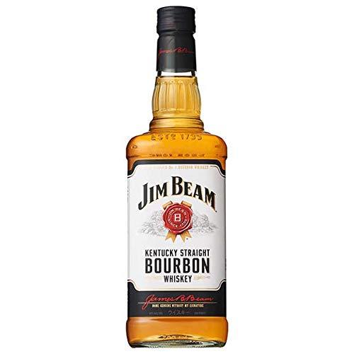 バーボンウイスキー ジムビーム [ ウイスキー アメリカ合衆国 700ml ]