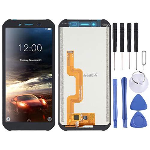GGAOXINGGAO Pieza de Repuesto de reemplazo de teléfono móvil Panel táctil + LCD de Montaje Completo para Doogee S40 Lite Accesorios telefónicos