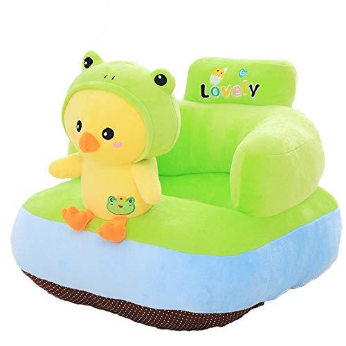 Ouqian Kleinkinder Sofas Infant Support Sitz Stuhl Kissen Sofa Cartoon Tier Plüsch Kinder Spielzeug Baby Sofa Protector Lernen Sitzen Stuhl Couch Bett Kindersofas
