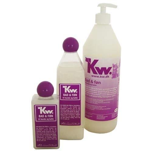 KW Champú y acondicionador Bad & FON 1 litro