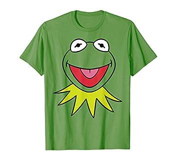Disney The Muppets Kermit Big Face T-Shirt