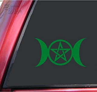 Triple Goddess Vinyl Decal Sticker (4