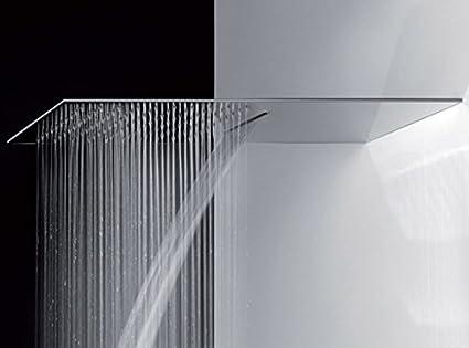 Gessi Tremillimetri Soffione Doccia Con Pioggia E Cascata Cm 55x30 Art 33083 Amazon It Fai Da Te