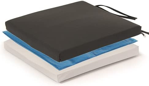 Embrace Ranking TOP7 Dual Chamber Gel Foam Bariatric Cushion - W x 18