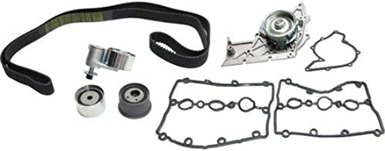 Timing Belt Kit for A6 / A6 Quattro 02-04 / A4 / A4 Quattro 02-05 With Valve Cover Gasket and Water Pump 6 Cyl 3.0L Eng.