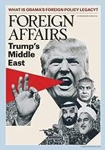 Foreign Affairs Magazine November/December 2019