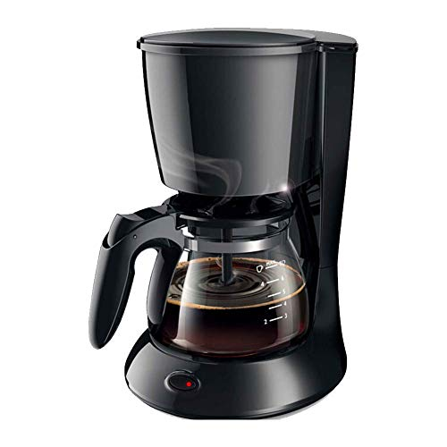 HRRF Domestic Coffee Machines,Coffee Machines Office Commercial Household Automatic Coffee Maker Electric Mini Drip Coffee Machine