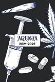 Agenda 2021-2022: agenda Enfermera . Enfermera Medicina Agenda 2021 2022 . Organizador Diario I Planificador Enfermera ...