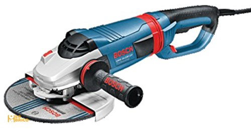 Bosch Professional Winkelschleifer GWS 24-230 LVI (2.400Watt, Leerlaufdrehzahl 6.500 min-1)