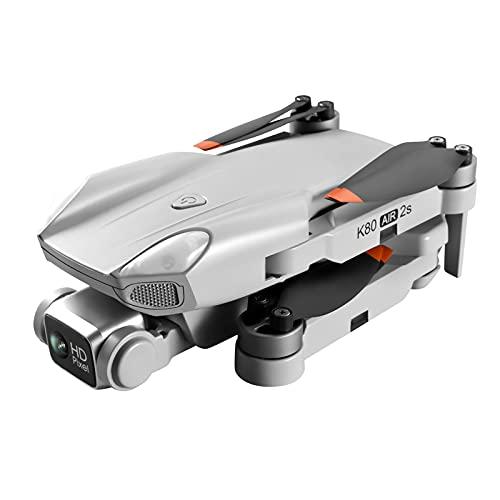 JISKGH K80 Air 2S Drone con Doppia Fotocamera HD 4K GPS Professionale Brushless 5G WiFi FPV 1Km Un Lunga Distanza RC Quadcopter Dron 2