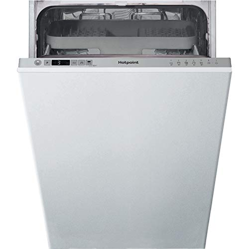 Hotpoint HSIC3M19CUKN 10 Place Slimline Fully Integrated Dishwasher